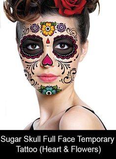 Dia del Muerte Mask