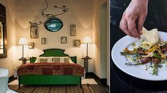 The World's Best Restaurants With Rooms | On The Road | The Journal | Issue 321 | 24 May 2017 | MR PORTER