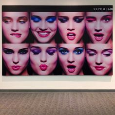 Corporativo Sephora Mx. - 2013. Oficinas de la marca Sephora en México