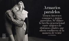 S Moda for El Pais - armarios paralelos