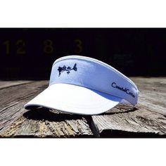 This white classic visor by @cotton_clothing is great for weekends on the lake, beach or just enjoying the outdoors!  (at By Request for MEN )