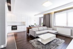 Salon styl Minimalistyczny - zdjęcie od emDesign home & decoration - Salon - Styl Minimalistyczny - emDesign home & decoration