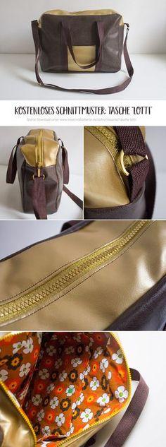 472 besten Tasche Nähmuster Bilder auf Pinterest | Sewing patterns ...