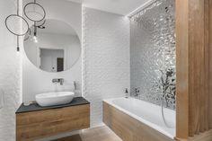 Floor Lamp, Tile Floor, Cute House, Tv Unit, Wall Colors, Master Bedroom, Tiles, Bathtub, Bathroom