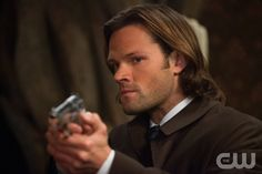 """Supernatural -- """"LARP and the Real Girl"""" -- Image SN811b_0526 -- Pictured: Jared Padalecki as Sam -- Credit: Liane Hentscher/The CW --  © 2012 The CW Network. All Rights Reserved"""