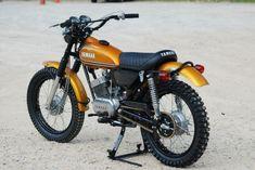 Yamaha DT 125, I suppose