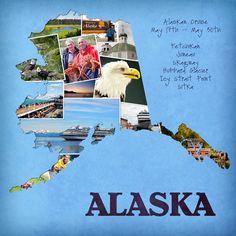 scrapbook alaska - Google Search