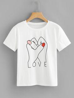 Diy Kleidung Tshirt Graphic Tees T Shirts 44 Ideen Rock Shirts, Tee Shirts, Diy Sweatshirt, Shirt Print Design, Shirt Designs, Love T Shirt, Shirt Style, Tumblr Shirt, Chemise Fashion