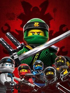 Discover the exciting world of NINJAGO® with detailed LEGO® NINJAGO® playsets. Your child will love battling against evil in ninja adventures. Lego Ninjago, Lloyd Ninjago, Ninjago Party, Lego Birthday Party, Lego Batman, Lego Marvel, Lego Shop, Lego Poster, Arte Ninja