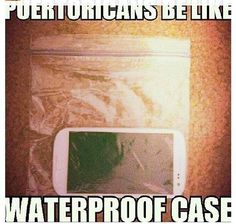 Puerto Ricans be like ...