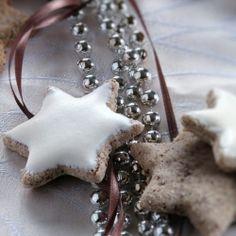 Zimtsterne (Cinnamon Stars) -German Christmas Recipe