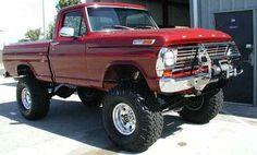 1969 ford truck   1969 Ford F100 4x4   My future truck