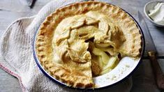 Apple pie recipe - BBC Food Apple Pie From Scratch, Perfect Apple Pie, Cooked Apples, Apple Filling, Keto, Tasty, Yummy Food, Thing 1, Apple Pie Recipes
