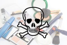 Many people can't imagine life without cosmetics. Here is some information about Dangerous Ingredients Found In Cosmetic Products! Cosmetics Industry, In Cosmetics, All Natural Skin Care, Organic Skin Care, Beauty Kit, Beauty Hacks, Beauty Shop, Retin A, Contact Dermatitis