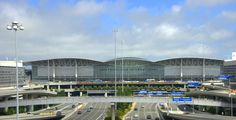 international terminal at san francisco airport - Google Search- buildings with base isolators