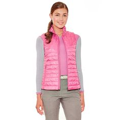 Lizzie Driver Brand New Day Quilted Vest