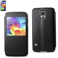 Reiko Fitting Case With Tpu Material Samsung Galaxy S5 Black