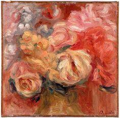 Pierre-Auguste Renoir - Flowers
