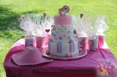my little pony birthday cake ideas | My Little Pony Birthday - by Crazycakes4u @ CakesDecor.com - cake ...