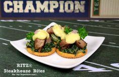 RITZ Steakhouse Bites @ Behind the Shades http://swampynomo.wordpress.com/2014/01/08/introducing-ritz-steakhouse-bites/ #RITZNYBLITZ #AllstarRitz
