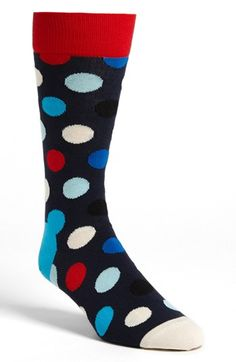 Happy Socks - believe it or not, they are for guys! (my hubby loooovvveess them!)