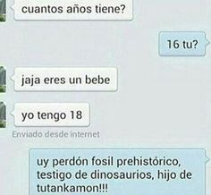 Haha this is awesome! And ya its in Spanish Wtf Funny, Funny Texts, Hilarious, Funny Photos, Funny Images, Mi Images, Spanish Memes, Tutorial, Funny Moments