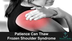 "Doctors estimate that 2% of the general population have a condition commonly referred to as ""Frozen Shoulder Syndrome"" (FSS). Characterized during the onset of symptoms by night pain and reduced range of motion, usually in just one shoulder, FSS most often strikes people 40–60 years of age, with women being affected more often than men."