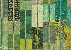 blue underground quilts | ... Walsh and Janine Burke from Blue ...