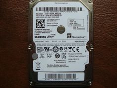 Samsung ST1000LM024 HN-M101MBB/D1 REV.A FW:2AR20003 DGT 1.0TB Sata (Donor for Parts) - Effective Electronics