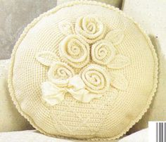 Almofadas croche - idéias | Mundo do Artesanato