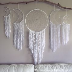 Custom Made to Order Dreamcatcher Wall Collage