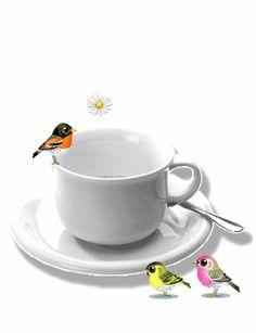Animated Gif by Good Morning Coffee, Good Morning Gif, Good Morning Greetings, Good Morning Wishes, Good Morning Beautiful Images, Beautiful Gif, Coffee Gif, Coffee Love, Beau Gif