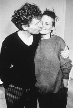 Malcolm McLaren & Vivienne Westwood