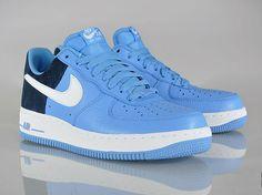 Nike Air Force 1 University Blue