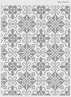 Alice Starmore's Charts for Color Knitting: New and Expanded Edition Welcome to Dover Publications Fair Isle Knitting Patterns, Knitting Stiches, Knitting Charts, Knitting Designs, Crochet Motifs, Crochet Flower Patterns, Crochet Cross, Crochet Chart, Cross Stitch Borders