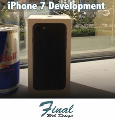 We did a little iPhone7 photo shoot today as the company got the new equipment!! We also enjoyed testing out iOS 10.3.. If your business needs to be present on the new iPhones give us a call today (888) 674-7779 or visit our website at https://FinalWebDesign.com/Web-Design  #iPhone7 #iPhone7Plus #MobileDevelopment #InternetMarketing #ResponsiveDesign #HTML #CSS #PHP #HTML5 #Ruby #Python #FinalWebDesign