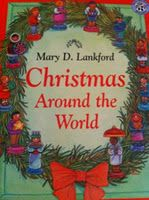 Christmas Around the World plus other book ideas for sharing customs and traditions through children's picture books.