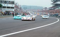 Dome Racing Team 1988 Le Mans 24hours TOYOTA TOM'S 88C
