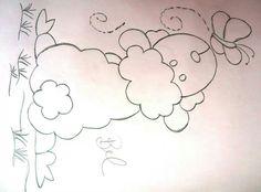 Ovelha olhando a borboleta...♥
