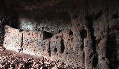 Grotta delle 36 Nicchie Passeggiata alla Grotta e al Morranaccio il 22 maggio 2016