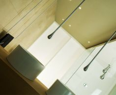 Gessi Ispa Cascata WWWgessiit Gessi Ispa Pinterest - Contemporary waterfall faucets riflessi from gessi
