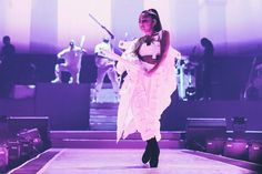 Oh baby look what you started, the temperatures rising in here is this gonna happen? Been waiting, and waiting for you to make a move! Before I make a move. Ariana Grande Dangerous Woman Tour, Netflix Specials, Bae, Ariana Tour, Charlotte, Ariana Grande Wallpaper, Ariana Grande Pictures, Celebs, Celebrities