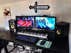 良い曲は良い環境から!スタジオ・DTM部屋 画像まとめ【part.10】 | MeloDealer