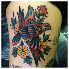 Drake Sheehan as featured on SwallowsDaggers. Tattoo Blog, I Tattoo, Cool Tattoos, Tatoos, Beautiful Tattoos, Amazing Tattoos, Beautiful Body, Special Tattoos, Tattoo Clothing