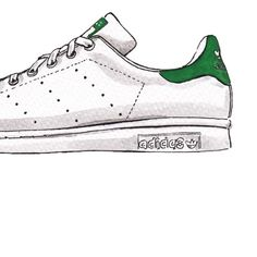 Good objects - Close up of the Adidas Stan Smith @adidasoriginals #adidas #stansmith #goodobjects