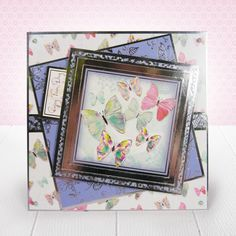 A Touch of Shimmer - Hunkydory   Hunkydory Crafts
