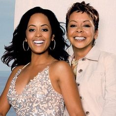 Essence Atkins & Mom