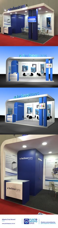 Exhibition Stands - Punto de Apoyo