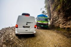 El Camino de la Muerte - Dödsvägen - ABAX Around The Worlds, Car, Automobile, Cars, Autos