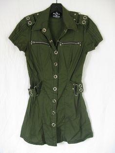 LIP SERVICE Suspect Device mini dress #49-108